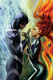 Realm of Kings Inhumans No.3 Cover: Medusa and Black Bolt Prints by Stjepan Sejic