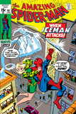 Amazing Spider-Man No.92 Cover: Spider-Man, Stacy, Gwen and Iceman Posters av Gil Kane