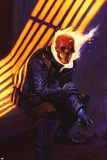 Ghost Rider No.24 Cover: Ghost Rider Print