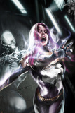 Thunderbolts No.134 Cover: Songbird Prints by Francesco Mattina