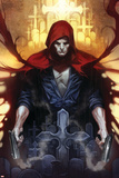 Dark Reign: The Hood No.5 Cover: The Hood Print