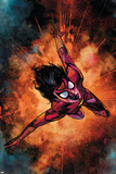 Spider-Woman No.3 Cover: Spider Woman Prints by Alex Maleev