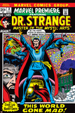 Barry Windsor-Smith - Marvel Premiere No.3 Cover: Dr. Strange Plakáty