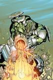 Nick Furys Howling Commandos No.2 Cover: Frankenstein Posters by Eduardo Francisco