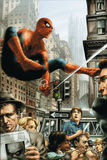 Marvels: Eye Of The Camera No.2 Cover: Spider-Man Poster by Jay Anacleto