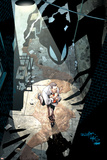 Spider-Man: House Of M No.2 Cover: J. Jonah Jameson Prints by Mark Bagley