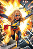 Ms. Marvel No.17 Cover: Ms. Marvel Prints