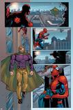 Billy Tan - Marvel Knights Spider-Man No.14 Cover: Virtue and Spider-Man Plakát