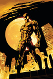 Amazing Spider-Man No.528 Cover: Spider-Man Plakat af Mike Deodato