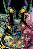 The Amazing Spider-Man No.595 Cover: Spider-Man and Green Goblin Plakater av Phil Jimenez