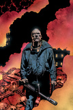 Punisher: The End No.1 Cover: Punisher Print by Richard Corben