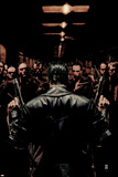 Punisher No.6 Cover: Punisher Plakat af Tim Bradstreet