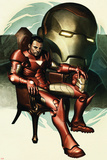 Iron Man No.77 Cover: Iron Man, Stark and Tony Posters by Adi Granov