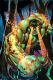 Fall of the Hulks: Red Hulk No.1 Cover: Hulk Prints by Ed McGuinness
