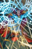Roger Cruz - Marvel Adventures Super Heroes No.5 Cover: Dr. Strange Fotky