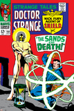 Strange Tales No.158 Cover: Dr. Strange and Living Tribunal Prints by Marie Severin
