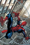 Marvel Adventures Spider-Man No.52 Cover: Spider-Man Poster by Carlos Ferriera