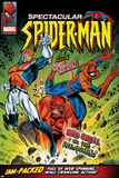 Spectacular Spider-Man No.114 Cover: Spider-Man, Captain Britain and Red Skull Posters by Jon Haward
