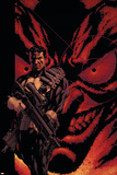Punisher No.3 Cover: Punisher Poster by Mike McKone