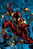 The Amazing Spider-Man No.529 Cover: Spider-Man Posters av Ron Garney