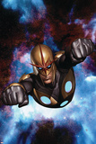 Nova No.9 Cover: Nova Posters by Adi Granov