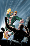 Iron Fist No.6 Cover: Iron Fist Posters by Kevin Lau