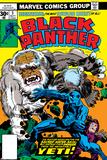 Black Panther No.5 Cover: Black Panther Zdjęcie autor Jack Kirby