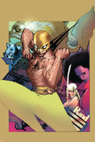 The Immortal Iron Fist No.20 Cover: Iron Fist Posters by Travel Foreman