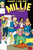 The Age Of The Sentry No.3 Group: Sentry, Millie and Chili Prints by Colleen Coover