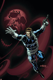 Dark Reign: The List - Secret Warriors One Shot No.1 Cover: Nick Fury Posters by Ed McGuinness