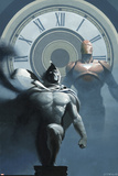 Moon Knight No.11 Cover: Moon Knight and Iron Man Charging Prints