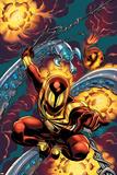The Amazing Spider-Man No.529 Cover: Spider-Man Poster von Mike Wieringo