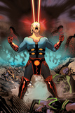 Eternals No.6 Cover: Ikaris Prints by Daniel Acuna