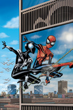 Spider-Girl No.76 Cover: Spider-Girl Lifting Photo by Ron Frenz