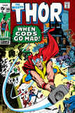 Thor No.180 Cover: Thor Affiches par Neal Adams