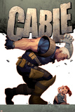 Cable No.9 Cover: Cable Posters by Ariel Olivetti