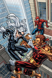 Marvel Adventures Spider-Man No.42 Cover: Spider-Man Prints by Michael Ryan