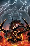 Stormbreaker: The Saga Of Beta Ray Bill No.5 Cover: Asteroth Affiches par Andrea Di Vito