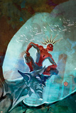 Marvel Adventures Spider-Man No.48 Cover: Spider-Man Posters by Francis Tsai