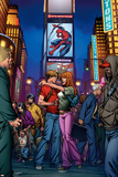 Ultimate Spider-Man Annual No.3 Cover: Spider-Man, Peter Parker, and Mary Jane Watson Posters by Mark Brooks