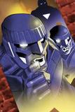 Sentinel Squad O*N*E No.2 Cover: Sentinel Print by Aaron Lopresti