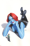 Mystique No.13 Cover: Mystique Prints