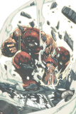 X-Men Unlimited No.4 Cover: Juggernaut Plakaty