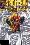 Spider-Man: Death & Destiny No.1 Cover: Spider-Man Prints by Lee Weeks