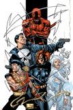 Marvel Spotlight: Marvel Knights 10th Anniversary Cover: Daredevil Posters av Joe Quesada
