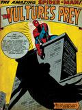 Marvel Comics Retro: The Amazing Spider-Man Comic Panel, the Vulture's Prey (aged) Foto