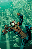 Marvel Adventures Spider-Man No.32 Cover: Spider-Man and Hydro Man Photo by Patrick Scherberger