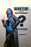Mystique No.24 Cover: Mystique Prints