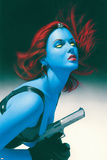 Mystique No.11 Cover: Mystique Prints