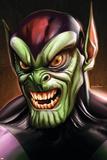 Skrulls! Cover: Marvel Universe Posters av Greg Horn